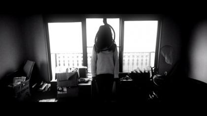 「自分と天道虫と首吊りの部屋」