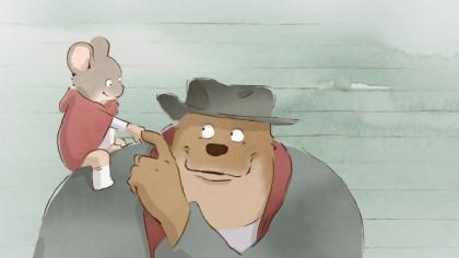 縮小:画像「くまのアーネストおじさんとセレスティーヌ」