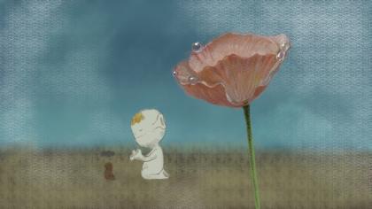 D-2作品「やさしい雨」