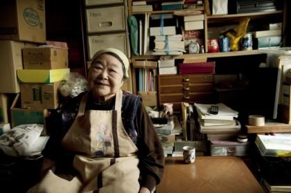 F-3作品「Danchi Woman」